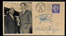 Rev. Billy Graham & Martin Luther King Jr. Collector Envelope OP1224
