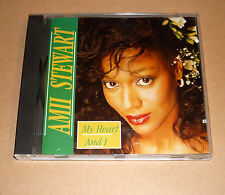 CD Album - Ami Stewart - My Heart and I - Desire, Hurry to Me, One Love ...