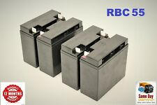 More details for apc rbc 55 ups replacement battery pack from ritar (4 x cells) - needs assembly