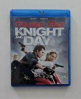 Knight and Day (Blu-ray Disc, 2010)