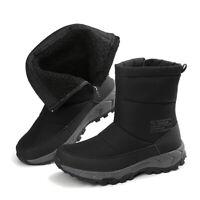 Winter Thermo Schuh Boots schwarz Winterstiefel Stiefel 34 35 36 37 38 39 40 41