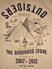 VERY RARE NOS VINTAGE GOODHOOD 5TH ANNIVERSARY 2007-2012 TOTE BAG