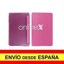 Funda Carcasa FLIP SMART COVER Para IPAD MINI 1/2/3 ROSA a3507