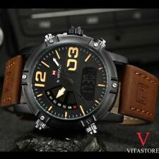 Montre US NAVY homme Naviforce dblAffichage Militaire Sport Multifonctions PROMO