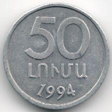 Armenia : 50 Luma 1994