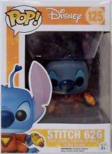 "STITCH 626 Lilo & Stitch Disney Pop 4"" inch Vinyl Figure #125 Funko 2017"