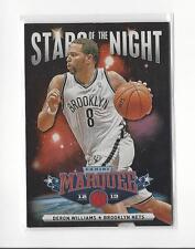 2012-13 Panini Marquee Stars of the Night #17 Deron Williams Nets