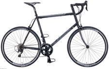 New 2017 KHS Flite 747 ZINN Designed Road Bike 66cm Black XXXL