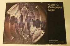 Nikon F2 Photography Guide System Information Brochure 44 pages english
