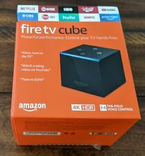 Brand New Amazon Fire TV Cube 4K 2nd Gen Streaming Media Player 16GB LATEST 2019