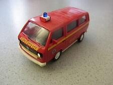 Herpa VW T3 MTW Feuerwehr Hamburg selten rar aus Sammlung