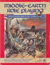 Middle Earth Roleplaying Box Set #8100 Published 1986 Iron Crown Enterprises