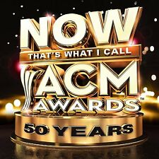 NOW: THAT'S WHAT I CALL ACM AWARDS: 50 YEARS CD - VARIOUS ARTISTS (2015) - NEW
