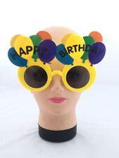 Happy Birthday Glasses with Balloons