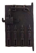 Porta Granaio di Dogon a mil Mali 47x 28 cm - Persiane Box- Arte africano - 6396