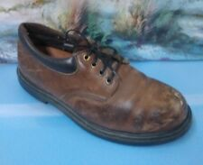Vintage Red Wing Shoes Mens Brown Shoes Oxford SteelToe Size 13 D