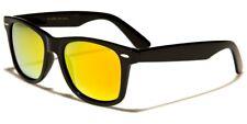 Sunglasses New Polarized Sport Shades Sunnies Retro Men Women Black PZ01WFC