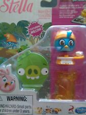 Hasbro Gaming Angry Birds Toy Stella Telepods Featuring WILLOW Figure ! New