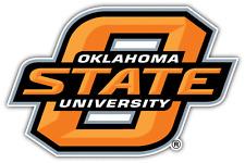 "Oklahoma State Cowboys NCAA Vinyl Car Bumper Window Sticker Decal 5""X4.1"""