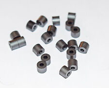 20 PIECES FERRITE BEAD EMI SUPPRESSION - DIAMETER 4mm LENGTH 5mm HOLE 2mm
