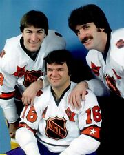 Marcel Dionne Charlie Simmer & Dave Taylor All Stars Game 8x10 Photo