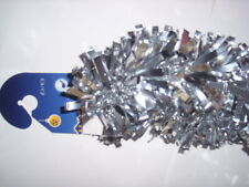2m Silver Tinsel - CLEARANCE SALE
