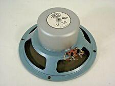 "Lorenz Speaker Woofer 8""  Vintage Alnico Hifi Tube Amp Germany LP-208"