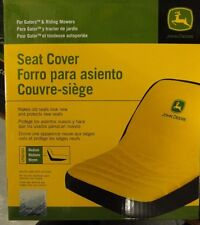 "JOHN DEERE Seat Cover LP92324 for seats up to 15"" high medium"