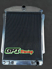 GPI racing ALLOY RADIATOR CHEVY HOT/STREET ROD V8 350 A/T 1940-1941 40 41