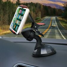 Carr Holder for iphone 360° Rotatable In Car Suction Mount for  Windscreen Phone