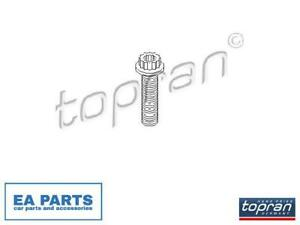 Pulley Bolt for AUDI SEAT SKODA TOPRAN 109 330