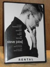 Steve Jobs (DVD, 2016) Michael Fassbender Kate Winslet Seth Rogen