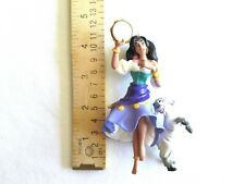 Esmeralda And Djali Hallmark Keepsake Christmas Ornament Hunchback of Notre Dame