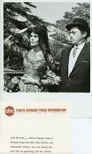 SHARON HUGUENY VITO SCOTTI THE FARMER'S DAUGHTER ORIGINAL 1963 ABC TV PHOTO