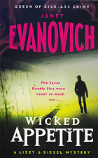 Wicked Appetite by Janet Evanovich (Paperback) New Book