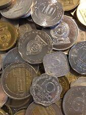 100 Gramm Restmünzen/Umlaufmünzen Sri Lanka