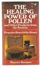 The Healing Power Of Pollen and Other Products form the Beehive Hanssen PB 1983