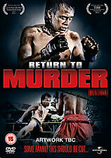 RETURN TO MURDER starring  Faizal Hussein, Zahiril Adzim - NEW (N63) {DVD}