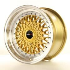 Cerchi Wheels Felgen Japan Racing JR9 OLD no BBS  8,0x15 ET 15 4X100 Gold