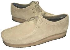 Zapatos de vestir Clarks Originals Desert Trek Calzado-Blanco apagado ante todos los tamaños