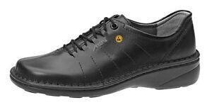 Arbeitsschuhe Abeba Berufsschuhe Schuhe Reflexor ESD Arbeitsschsschutz Halbschuh