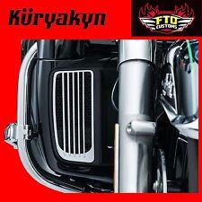 Kuryakyn Chrome Radiator Grills for Twin Cooled Twin Cams 7681
