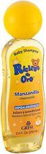 Grisi Ricitos De Oro Baby Shampoo with Manzanilla 8.40 oz (Pack of 2)