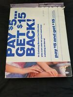 1993 Sears Roebuck and Co. Spring Summer Big Catalog Last Issue Collectible RARE