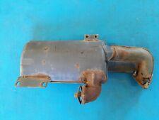 John Deere 870 tractor muffler exhaust