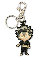 **Legit** Black Clover Authentic Anime Keychain Black Bull Knight SD Asta #48259