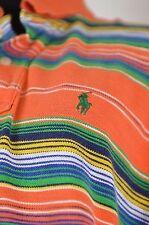 Polo Ralph Lauren Men's Polo Shirt Size Small Striped Cotton S Cool Outdoor