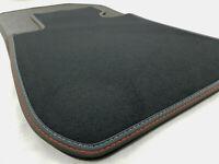 Original Lengenfelder Fußmatten passend für BMW E90 E91 E92 E93 3er + 2-tlg+ NEU