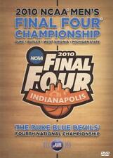 2010 NCAA MEN'S FINAL FOUR CHAMPIONSHIP: THE DUKE BLUE DEVILS NEW DVD