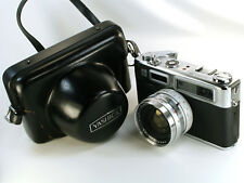 Yashica ELECTRO 35 Yashinon DX 1:1.7 f=45mm Lens Rangefinder 7030048 (JP)